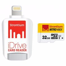 Best Strontium 32Gb Nitro Idrive Card Reader With Lightning Connector