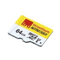 Price Strontium Class 10 Nitro Uhs 1 64Gb Microsd Memory Card On China