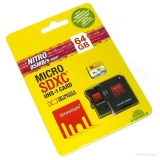 Recent Strontium Nitro 566X Micro Sd 64Gb With Card Reader