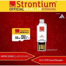 Review Strontium Nitro Microsd Nitro 466X Class 10 Uhs I Otg 32 Gb Srn32Gtfu1T Strontium