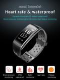 Promo Sttwunake Smart Band Ip68 Waterproof Smart Wristband Heart Rate Smartband Fitness Tracker Smart Bracelet Wearable Devices Watch Intl