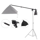 Price Studio Lighting Boom Photography Slope Arm Bar With Sandbags Super Clamp Oem Original