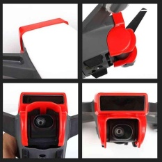 Sun Shade Len Hood Anti Glare Camera Protective Cover 2 Color For DJI Spark - intl
