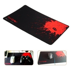 Sunshop Super Cool First Blood Game Mouse Mat Ultra Large Thicken Mouse Pad 42cm*25cm - intl