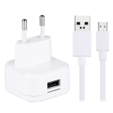 Discount Sunsky 1 Port High Compatibility Usb Charger With Original Oppo Vooc Fast Charging Micro Usb Cable For Oppo R9 Plus R7 Plus N3 R5 U3 R7S Phone Eu Plugand 160 White