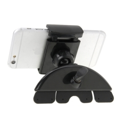 Price Sunsky 2 In 1 360 Degrees Rotating Car Mobile Phone Holder Install On Vehicle Cd Player Disk Slot Tablet Holder Stand Mount For Iphone 6 6S Smartphone 7 Inch Tablet Black On China