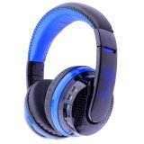 Discount Sunsky Mx666 Wireless Bluetooth 4 Noise Cancellation Over The Ear Headphone Blue Export Sunsky