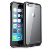 Supcase Hybrid Bumper Cover For Apple Iphone 6 Iphone 6S Black Coupon Code