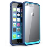 Supcase Hybrid Bumper Cover For Apple Iphone 6 Iphone 6S Blue Black For Sale Online