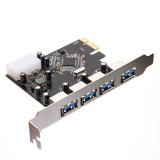 Low Cost Super Speed Usb 3 2 Hub Pci E Pcie 4 Ports Express Expansion Card Adapter Export