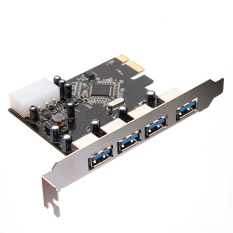 Best Price Super Speed Usb 3 2 Hub Pci E Pcie 4 Ports Express Expansion Card Adapter Export