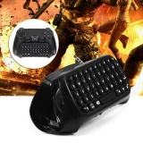 Discount Sweatbuy Mini Wireless Bluetooth Gaming Keyboard Chatpad For Ps4 Controller Intl