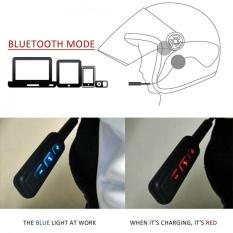 Wholesale Sweatbuy Motorcycle Helmet Bluetooth Headset Handsfree Headphone Call Earphone Microphone Intl