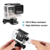 Top 10 Sweatbuy Sport Camera Waterproof Case Accessories With Charging Cable For Sjcam Sj4000 Sj7000 Intl