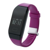 Discounted Sywell H3 Plus Heart Rate Pedometer Fitness Wristband Smart Watch Intl
