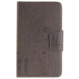 Compare Szyt Tablet Case For Samsung Galaxy Tab A Sm T280 Sm T285 7 Inch Imprint Lovers And Dandelion Kickstand Function With Card Slot Gray Intl Prices