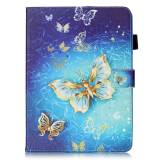 Sale Szyt Tablet Case For Samsung Galaxy Tab S2 Sm T810 T815 9 7 Inch Sim Card And Stylus Pen Slot Gold Butterfly Blue Intl Singapore Cheap