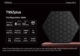 Retail Price T95Z Plus Android Smart Tv Box 2G Amlogic S912 Octa Core H 265 4K Set Top Box Intl