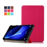 Tab A 10 1 Case Stand Folio Leather Smart Cover For Samsung Tablet Galaxy Sm T580N T585C Rose Intl Deal