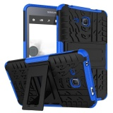 Tab A 7 Inches Back Case 2In1 Combo Hybrid Rugged Heavy Duty Armor Hard Cover Case With Kickstand For Samsung Galaxy Tab A 7 Inches 2016 Sm T280 T285 Intl Price Comparison