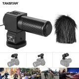 Cheapest Takstar Sgc 698 Pro Photography Interview On Camera Microphone Recording Mic For Nikon Canon Sony Dslr Camera Dv Camcorder Intl