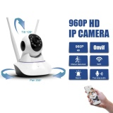 Cheap Tbi 2017 Wifi Camera Pro Hd 960P Ip Security Pan Tilt Smart Video Baby Monitor New P2P Wireless Digital Cameras Cctv System For Home Intl