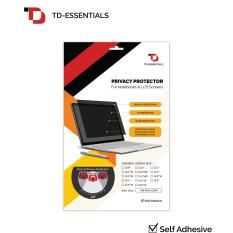 How To Get Td Essentials 12 5 W9 Privacy Screen Protector