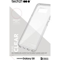 Where To Shop For Tech 21 T5583 Pure Clear Case For Galaxy S8 Clear