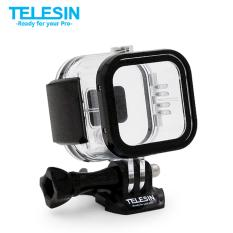 Compare Telesin 60M Waterproof Housing For Gopro Hero 4 5 Session