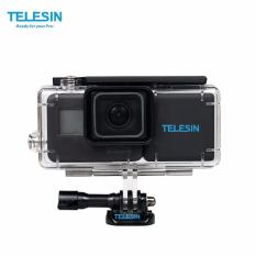 Discount Telesin Extended Bacpac Battery Waterproof Housing For Gopro Hero 5 6 Singapore