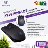 Best Deal Tesoro Thyrsus Black Laser Gaming Mouse 10 Buttons 8200Dpi 1000Hz Rgb Led Backlight Designed Especially For Mmo