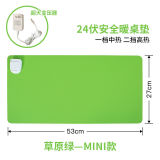 Wholesale The New Heating Computer Desk Heating Hand Warmer Mouse Pad Mat
