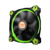 Where To Shop For Thermaltake Riing 12 High Static Pressure 120Mm Fan Green Led