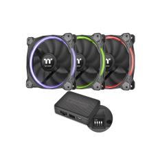 Buy Thermaltake Riing 14 Rgb Radiator Fan Premium Edition Triple Pack Thermaltake
