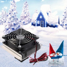 Buy Cheap Thermoelectric Peltier Refrigeration Cooling Cooler Fan System Heatsink Kit Intl