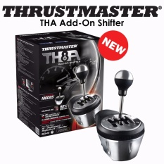 Thrustmaster TH8A Add-On Gearbox Shifter for PC, PS3, PS4 and Xbox One -  intl