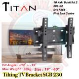 Purchase Titan Tilting Tv Mounting Tv Bracket Sgb 230