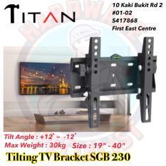 Buy Titan Tilting Tv Mounting Tv Bracket Sgb 230 Online Singapore