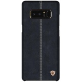 Top Brand Luxury Retro Hybrid Back Cover Ultra Thin Phone Skin Slim Air Armor Leather Case For Samsung Galaxy Note 8 N9500 N950F Black Blue Red Brown Intl Coupon