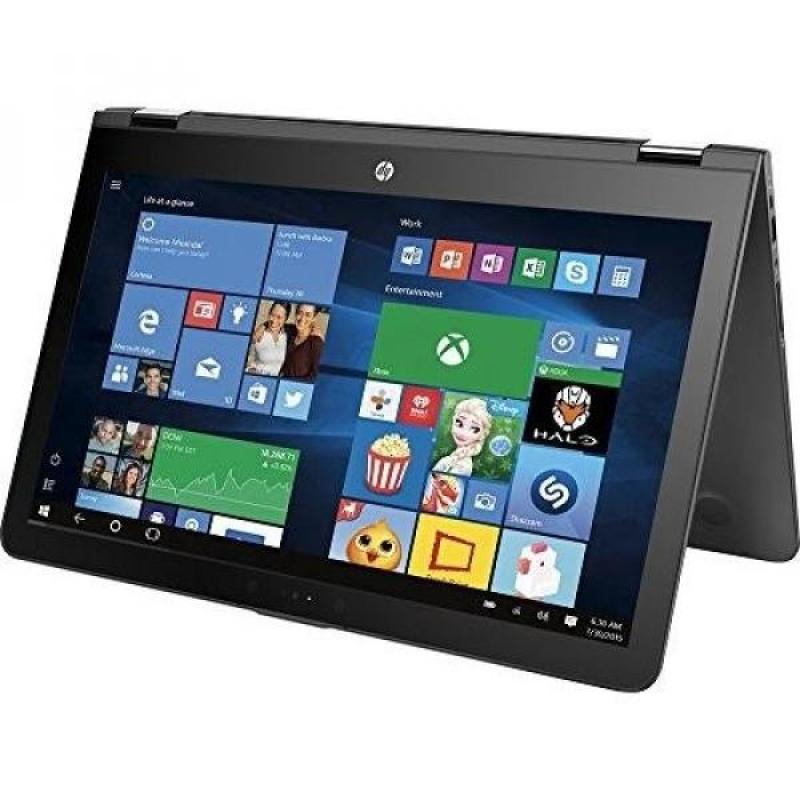 "Top Performance HP Envy X360 2-in-1 15.6"" FHD IPS Premium Touchscreen Laptop (Quad Core AMD FX 9800P 3.6 GHz, 8GB DDR4 RAM, 1TB 7200RPM HDD, HDMI, BT, 802.11ac, Backlit Keyboard, B&O Audio, Win10)"