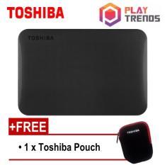 Toshiba 1Tb Canvio Ready Portable Hdd Black Hdtp210Ak3Aa Cheap