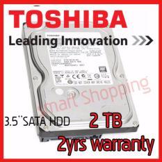 Who Sells Toshiba 3 5 Sata 2Tb Internal Hdd Harddisk The Cheapest