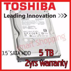 Promo Toshiba 3 5 Sata 5Tb Internal Hdd Harddisk