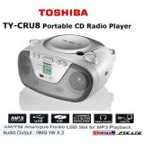 Buy Toshiba Portable Cd Radio Player Ty Cru8 L Blue Toshiba