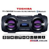 How Do I Get Toshiba Portable Cd Sd Usb Radio With Bluetooth Ty Cwu500