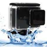 Price Touch Screen Waterproof Housing Protective Case With Buckle Basic Mount And Scr*W For Xiaomi Xiaoyi Ii 4K Camera Waterproof Depth 45M Intl On Hong Kong Sar China