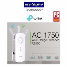 Store Tp Link Re450 Ac1750 Wi Fi Range Extender With Gigabit Port Tp Link On Singapore