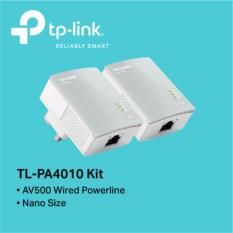Price Comparison For Tp Link Tl Pa4010Kit Av500 Nano Powerline Adapter Starter Kit