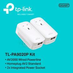 Where Can You Buy Tp Link Tl Pa9020P Kit Av2000 2 Port Gigabit Passthrough Powerline Starter Kit