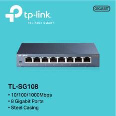 Cheap Tp Link Tl Sg108 8 Port 10 100 1000Mbps Desktop Switch